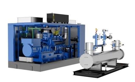 Cento 285-555 kW Tedom CHP Systems